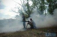 В среду число обстрелов на Донбассе снизилось к минимуму