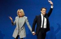 МВД Франции объявило окончательные результаты выборов