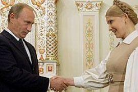 Тимошенко приятны похвалы от Путина