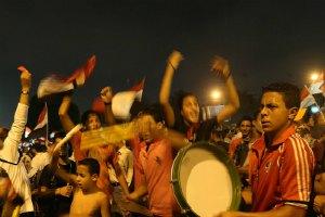 Временный президент Египта принес присягу
