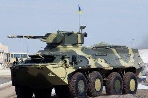 Украина передала Таиланду два десятка БТРов