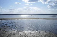 Пересыхающий Куяльницкий лиман в Одессе соединили с морем