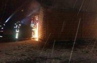 Ночью во Львове горела церковь УПЦ МП