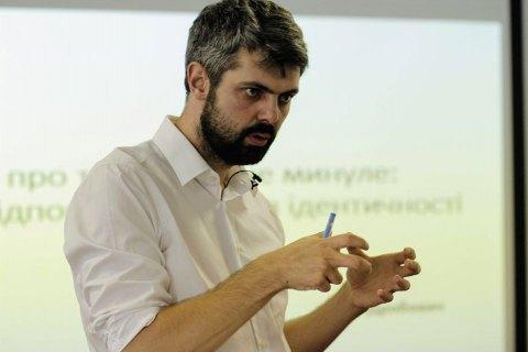 Інститут національної пам'яті очолив Антон Дробович