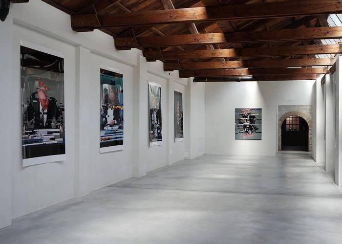 Украинский павильон на Венецианской биеннале-2017
