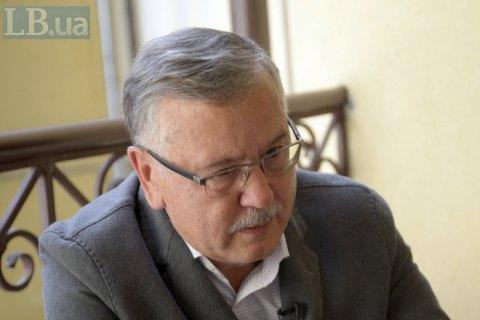 Гриценко и Луценко поругались о том, воевал ли Луценко-младший в АТО
