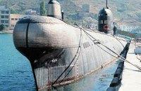 """Підводний човен """"Запоріжжя"""" вперше занурився на перископну глибину"""