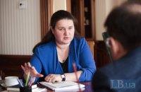 Журналісти викрили Маркарову в причетності до виведення елітної нерухомості із збанкрутілого банку