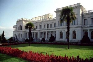Ливадийский дворец закрыли для туристов