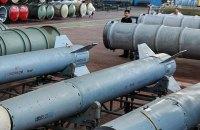 Турчинов назвал разработку ракетного оружия приоритетом украинского ОПК