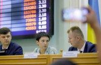 ЦВК зареєструвала ще 83 народних депутатів України
