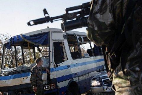 ООС: Бойовики сім разів порушили режим тиші, стріляли з мінометів та гранатометів