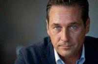 Віце-канцлер Австрії подав у відставку через скандал з російськими грошима на вибори