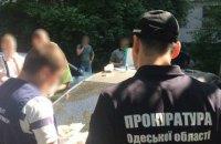 В Одессе на взятке задержали главного ревизора и начальника отдела ГФС