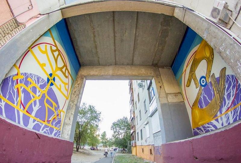 Работа Сергея Радкевича в Северодонецке