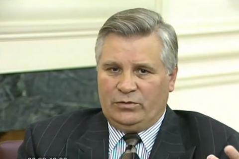 Умер первый министр иностранных дел независимой Украины Анатолий Зленко