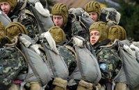 Украинские военнослужащие впервые примут участие в российско-белорусском военном учении