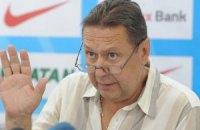 Коньков ушел в отставку с поста президента ФФУ
