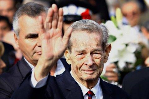 У Румунії на похорон колишнього короля Міхая І вийшли більш як 10 тис осіб