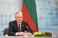 """Президент Литви закликав """"з усією серйозністю говорити про санкції щодо Білорусі"""""""