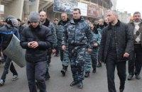 """Тернопільський """"Беркут"""" склав зброю і приєднався до народу"""