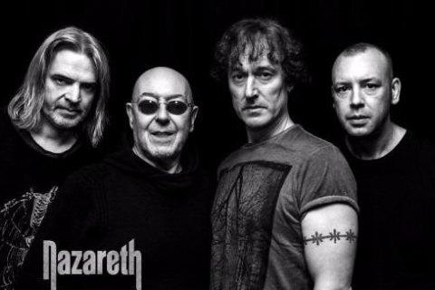 Nazareth приедут в Киев с новым вокалистом
