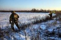 Пятеро военных получили ранения в зоне АТО в пятницу