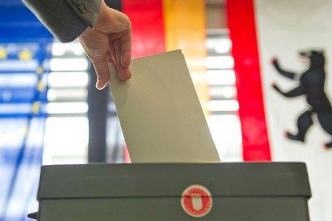 Результат парламентських виборів залежить від людей похилого віку, - ЦВК ФРН