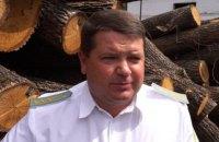 Директор лесхоза, арестованный за взятку детективу НАБУ, вышел под залог 5 млн гривен