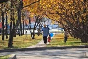 Во вторник в Киеве сохранится теплая погода