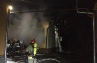 В Ивано-Франковске вспыхнул пожар в помещении храма, есть пострадавший