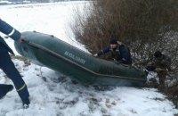 В Волынской области на дрейфующей по реке льдине нашли тело ребенка