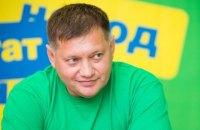 """Кандитат """"СН"""" Касай выиграл выборы на 74 округе в Запорожской области"""