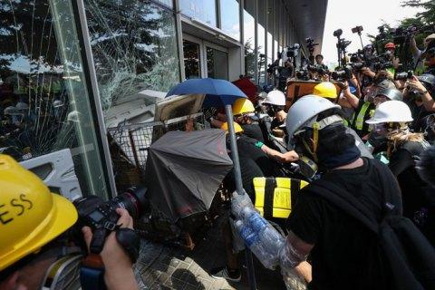 Власти Гонконга отказались от скандального закона об экстрадиции после протестов
