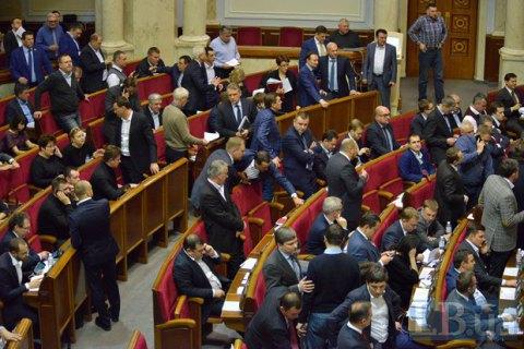 Рада затвердила законопроект проти будівельних афер