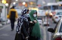 В Ірані жертвами коронавірусу стали шість осіб