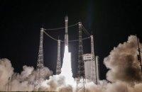 Ракета Vega с украинским двигателем потерпела аварию при запуске