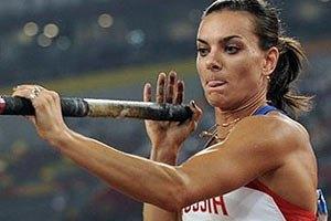 Исинбаева возвращается в большой спорт