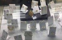 Власника ювелірних магазинів у Києві та Сумській області спіймали на контрабанді 50 кг золота
