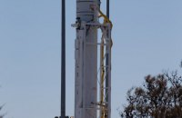 """Украинско-американская ракета """"Антарес"""" успешно вывела на орбиту грузовой транспортный корабль"""