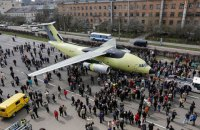 Азербайджан хочет собирать 12-15 украинских Ан-178 в год