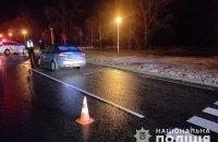 Трое нацгвардейцев попали под колеса автомобиля в Запорожской области