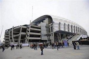 Арена в Познане продает название за 1,5 млн евро
