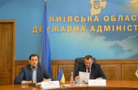 Все случаи COVID-19 в Киевской области зафиксировали в Обуховском районе