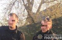 Поліція знайшла двох чоловіків на мопедах, які навмисне підпалили траву в Київській області (оновлено)