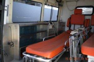 Медроті 28-ї бригади потрібне обладнання для реанімобіля