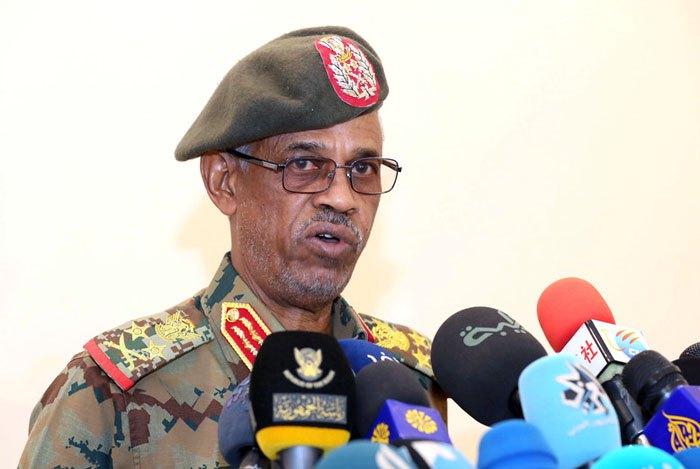 Генерал Ахмед Авад ибн Ауф