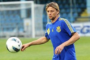 Тимощук может сыграть против Белоруссии