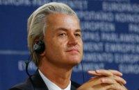 Голова ультраправої Партії свободи втретє став політиком року в Нідерландах