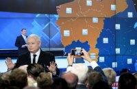 Цунамі касетних скандалів в Польщі